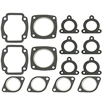 Top End Gasket Kit 1985-2008 Polaris 340 Fan Cooled Snowmobiles 09-710173 SPI