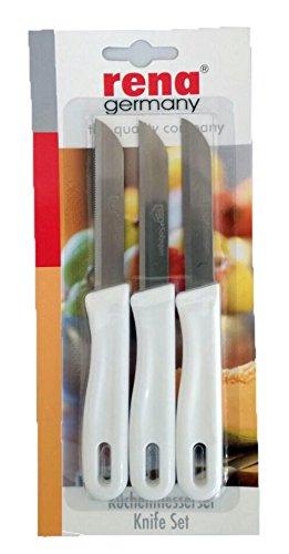 Compra Rena Alemania Juego de 3 Piezas Cuchillos de Cocina ...