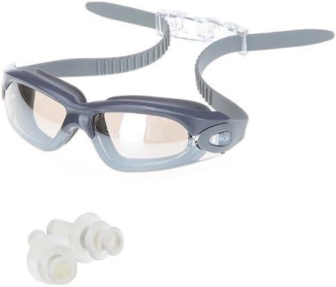 Kingzer CREE Q5 LED 防水ダイビングトーチ + 曇り止め UV 水泳ゴーグル メガネ US