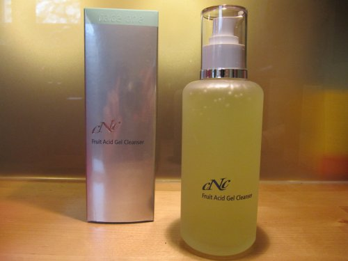 CNC Face One Fruit Acid Gel Cleanser / Reinigungsgel 200 ml
