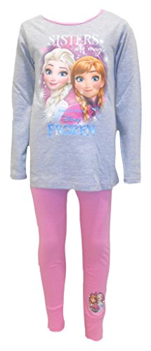 Disney Frozen Sisters are Magic Filles Pyjamas âge 4-5 ans