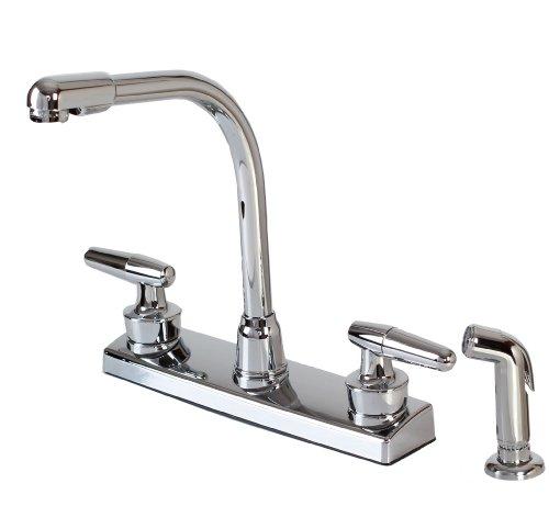 Hardware House 121927 Non-Metallic Kitchen Faucet