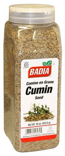 Badia Cumin Seed Whole 16 oz