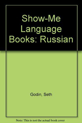 Show-Me Language Books: Russian