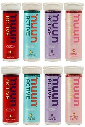 New Nuun Hydration Electrolyte Tablets, Juicebox Mix, 8 ()