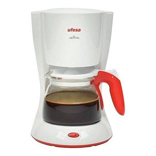 Cafetera Americana Ufesa CG7223 1000 W blanco: Amazon.es: Hogar