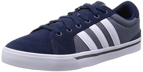 adidas Park ST - Zapatillas deportivas para hombre Azul marino / Blanco / Gris