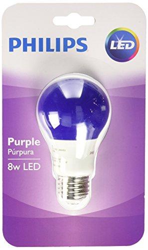 Purple Led Light Bulbs in US - 6