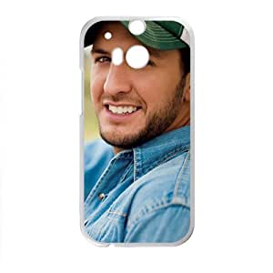 Happy American Country Singer Luke Bryan Cell Phone Case for LG G2