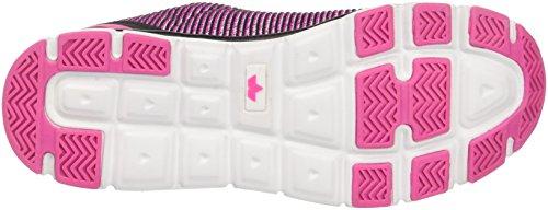 GEKA Damen Multi Vs Sneaker, Pink (Pink/Schwarz), 37 EU