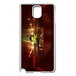 High Quality Phone Case For Samsung Galaxy NOTE4 Case Cover -Hard Plastic Cover NBA Cleveland Cavaliers LeBron James -LiuWeiTing Store Case 12