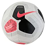 Nike Premier League Strike Ball (White/Black/Cool Grey/Racer Pink, 4)