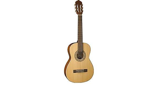 Oscar schmidt - Oc-hs guitarra clasica 1/2 ideal niños: Amazon.es ...