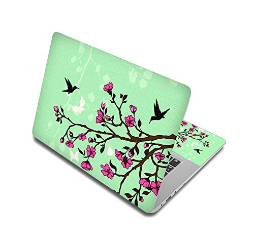 Flower Notebook Sticker Laptop Skin Computer Stickers Case For Macbook Air/Dell/Hp/Asus/Lenovo,17 Inch,Laptop Skin 6 ()