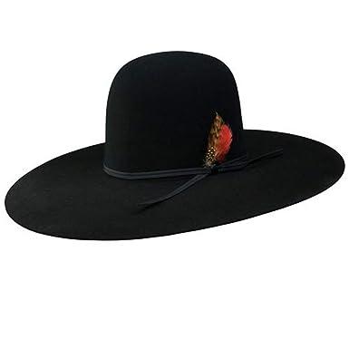 Resistol Chute Boss Black 5X Beaver at Amazon Men s Clothing store  3af90301fae