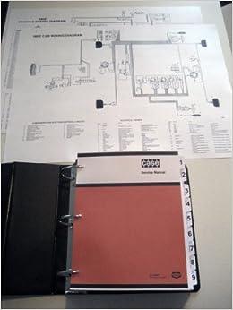 Industrial Case 580 Super E Operators Manual 1986 Media