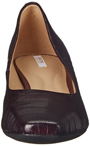 Geox Womens Brianna2 Dress Pump Bordeaux