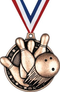 Bowling medals – 2