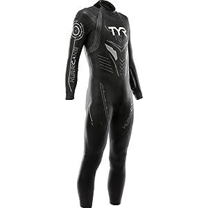 TYR Sport Men's Hurricane Wetsuit Category 3