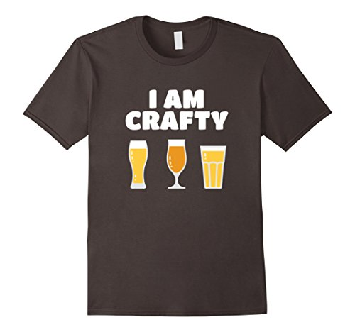 Mens Funny Beer T Shirt, Craft Beer Shirt Large Asphalt