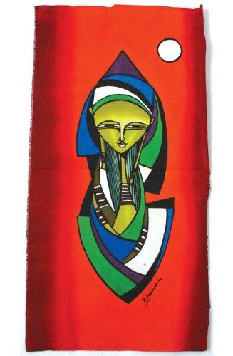 African Batik Art - 5