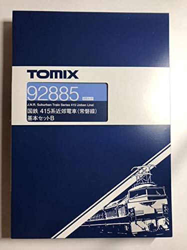 TOMIX 92885 国鉄 415系近郊電車常磐線基本セット B07SQZ35HM