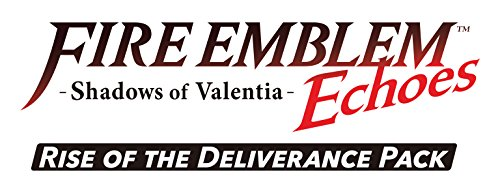 Fire Emblem Echoes: Shadows of Valentia Rise of the Deliverance Pack - 3DS [Digital Code] by Nintendo
