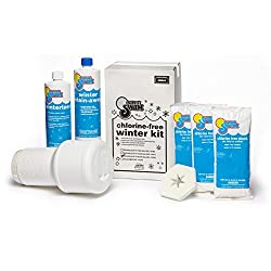 In The Swim Pool Winterizing Closing Chemical Kit - Up to 35,000 Gallons