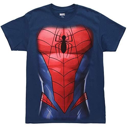 Marvel I am Spider-Man Spiderman Costume T-Shirt
