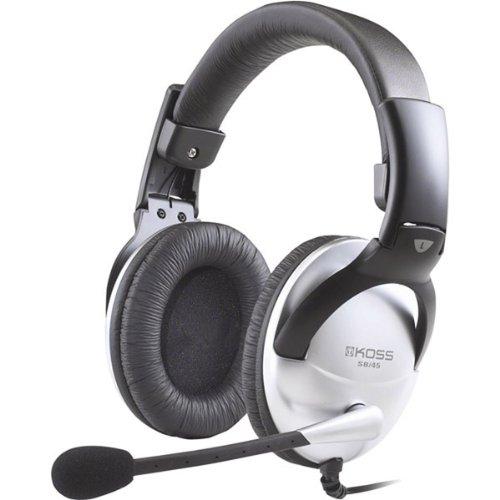 Koss Hands Free Headphones - Koss SB45 Multi-Media Headset. KOSS MULITMEDIA HEADSET HEADST. Over-the-head