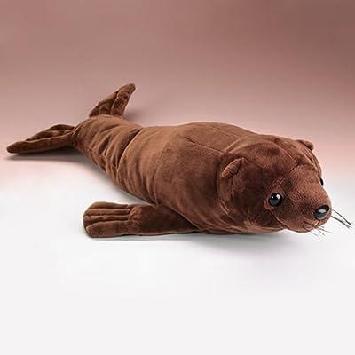 XL Sea Lion Plush 25 inch Stuffed Animal Toy: Toys & Games