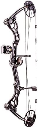BEAR 2017 New Archery Pledge RTH Package Compound Bow 70 Black A7AT1127WM