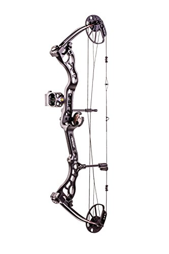 2017 New Bear Archery Pledge RTH Package Compound Bow 70# Bl