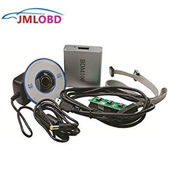 JMLOBD ECU Flasher BDM 100 ECU Programmer BDM100 ECU Chip