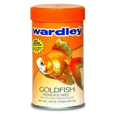 Image of Hartz 01526 1.95 Oz Wardley Gold Fish Flakes