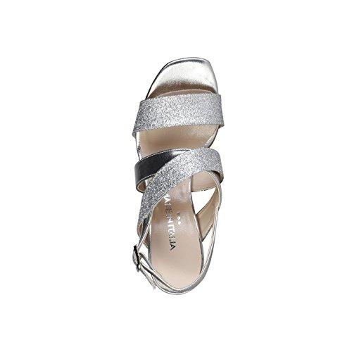Made in Italia - VERA_Resplandecer Sandalias De Vestir Para Mujer Tacón: 10 cm