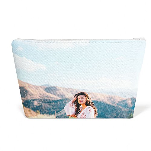 Westlake Art - Woman Photo - Pen Pencil Marker Accessory Case - Picture Photography Office School Pouch Holder Storage Organizer - 13x9 inch ()