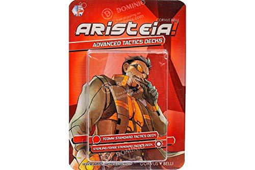Aristeia! Aristeia Advanced Tactics Decks (EN)