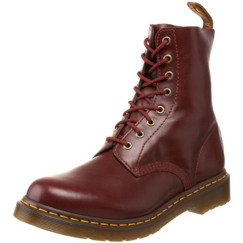 Dr. Martens Pascal, Women's Lace-Up Boots Red