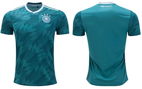 8a44c9ea23a Germany Soccer Jersey Men s Adult Home Away World Cup Short Sleeve (L