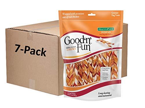 Good'N'Fun Sx-82240 154 Count Triple Flavor Twists, One Size