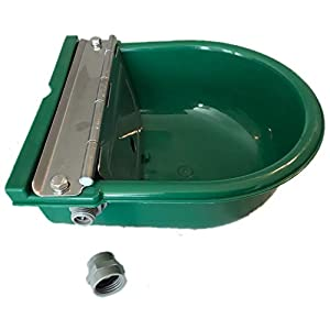 rabbitnipples.com Large Automatic Waterer for Horses, Cows, Goats and Other Live Stock 49