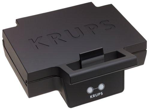 KRUPS FDK112 Sandwich Maker, Matte Black by KRUPS (Image #2)