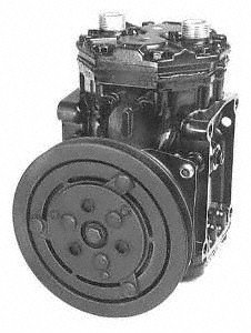 Freightliner Style (Four Seasons 57022 Remanufactured AC Compressor)