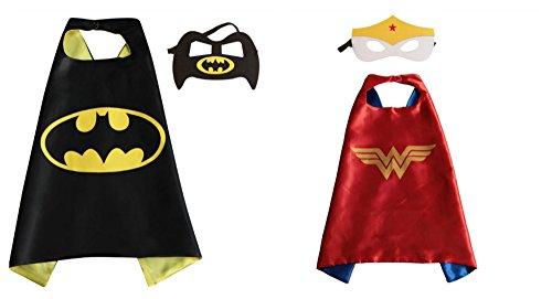 2 Cap (Batgirl Costumes For Teens)