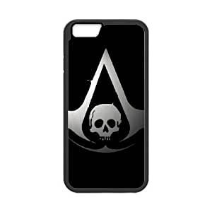 iPhone 6 4.7 Inch Phone Case Assassin's Creed Cover Personalized Cell Phone Cases NGH830816