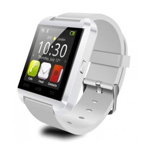 Sin marca - Smartwatch u8 Bluetooth Blanco