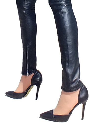 Fetish-Design - Pantalón - para mujer negro