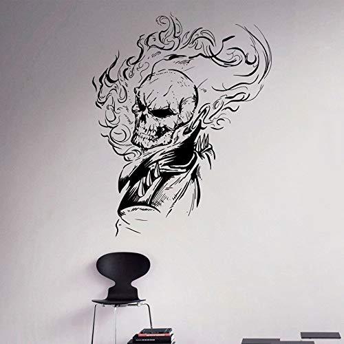 Tatuaje de pared, pegatina de pared, pegatina de artista ...
