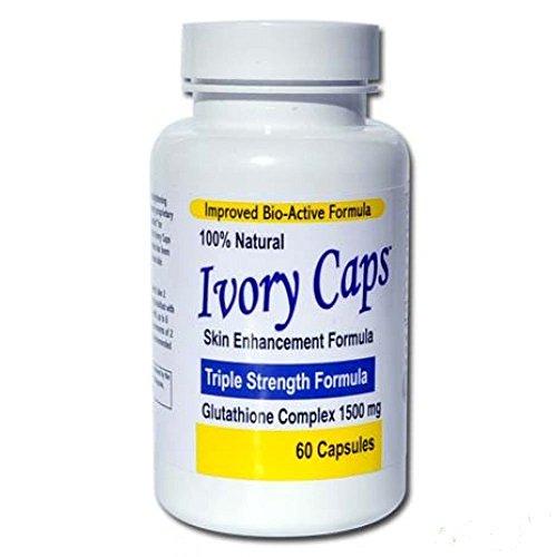 Ivory Caps Skin Enhancement Formula 60 Capsules [Misc.]
